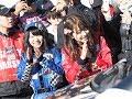 AKB48チーム8 TGRF 20171210 「TGRラリー スタートセレモニー」横道侑里ちゃん佐藤七…