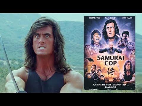 SAMURAI COP: Graciosa Pelcula de Accin - Review