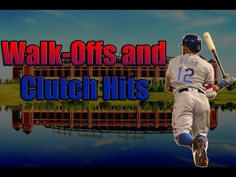 Texas Rangers: 2016 Best Walk-Offs/Clutch Moments