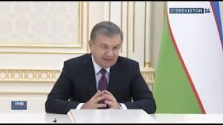 Президент Шавкат Мирзиёев 26 февраля провел совещание по вопросам развития регионов