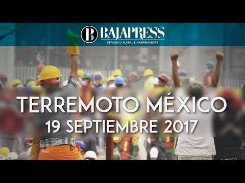Terremoto México 2017