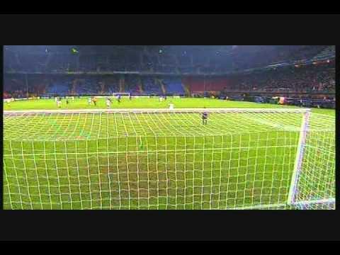 Leggenda Inter 2010, La Storica Tripletta - I Gol Parte 2/8 (Ottobre 2009)