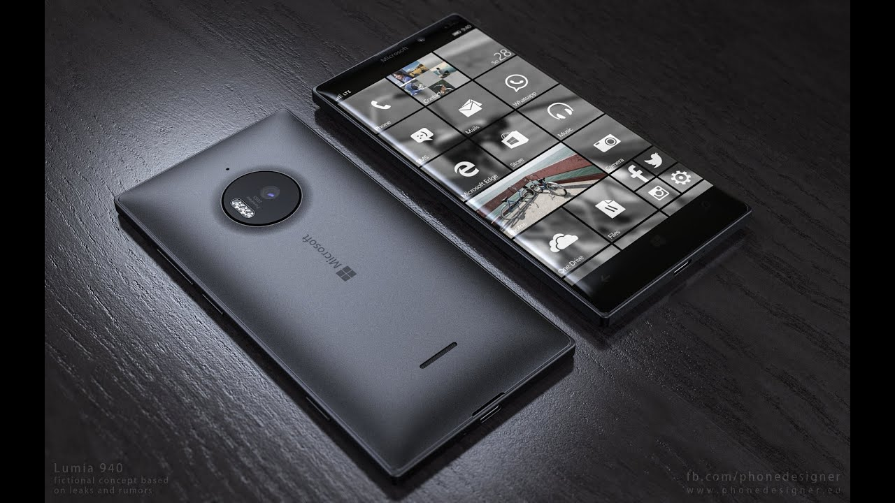 Microsoft Lumia 950 and 950 XL vs Nokia Lumia 930 and Lumia 1520 ...
