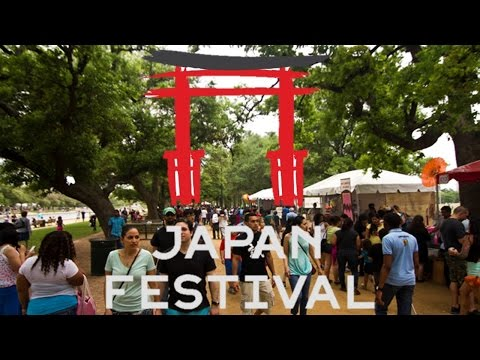 Japan Festival Houston 2017 (Vlog)
