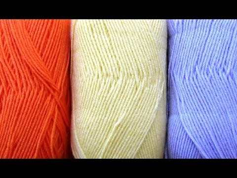 Types Of Crochet Yarn And Their Different Uses Crochet