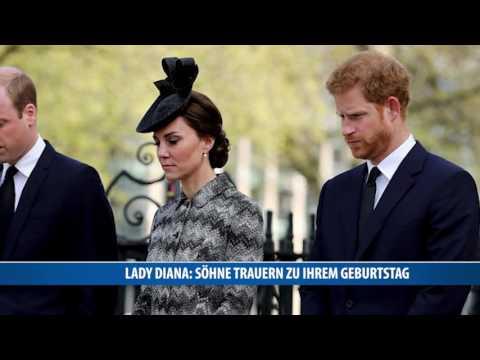 Lady Di: Private Zeremonie