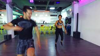 Strong by Zumba - Q2 C7 - Century Tom by Cesar James