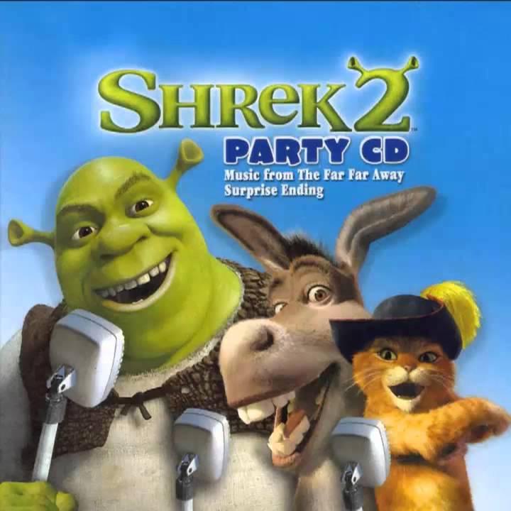 Shrek 2 Party Cd Disco Inferno Youtube