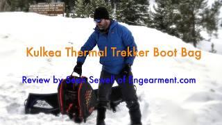 Kulkea Thermal Trekker Boot Bag Review