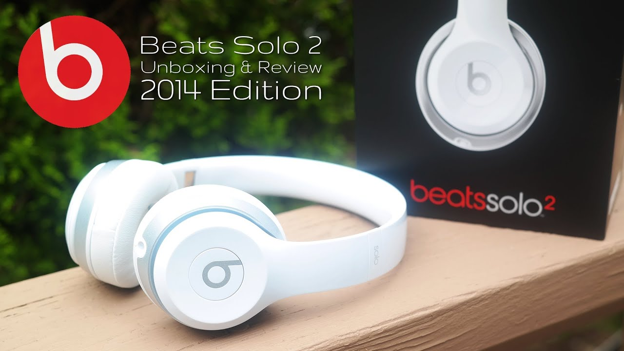 maxresdefault new beats by dre solo 2 headphones unboxing & review (2014) youtube beats solo 2 wiring diagram at highcare.asia