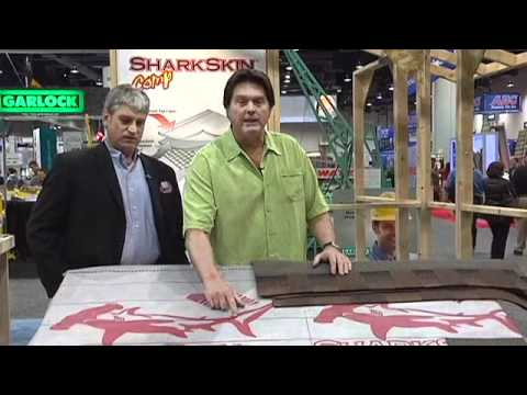 sc 1 st  YouTube & Sharkskin - The Ultimate Roof Underlayment - YouTube memphite.com