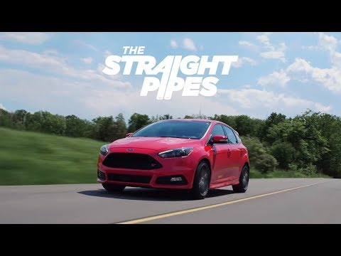 2017 Ford Focus ST Review I love this car