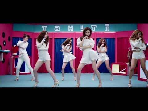 TAHITI 타히티 - Tonight [Official Music Video]