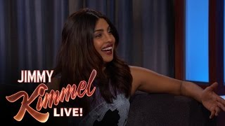 Priyanka Chopra on New York & Bollywood