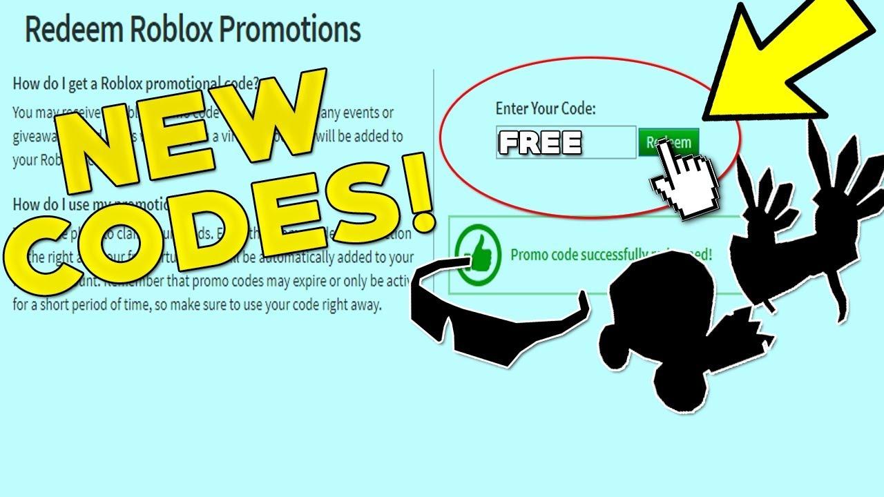 🐈 Roblox promo codes list new | Roblox Promo Codes List