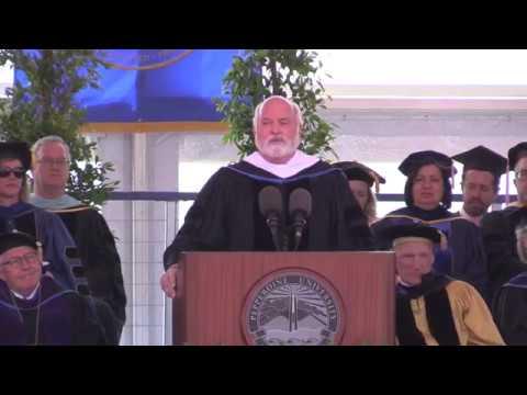 2018 Pepperdine University Commencement Speech, Father Greg Boyle