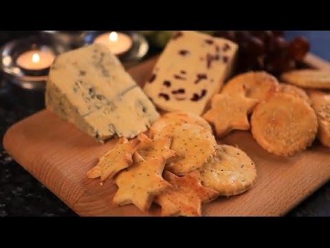 Gluten Free Savoury Crackers