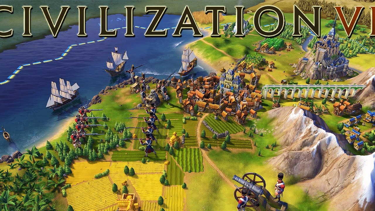 Ze NEW German REICH - Civilization 6 Gameplay Part 1