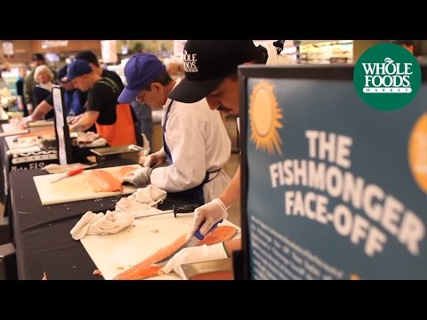 Fishmonger Face Off | Seafood | Whole Foods Market