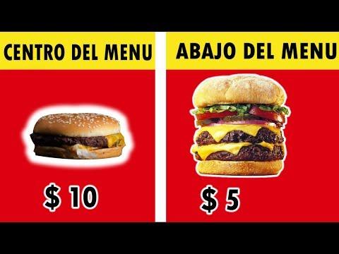 7 Trucos Sucios Que Los Restaurantes Usan Para Quitarte Tu Dinero