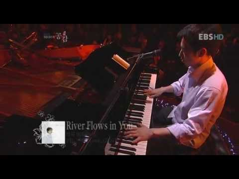 River Flows In You (Live w/ lyrics) - Yiruma
