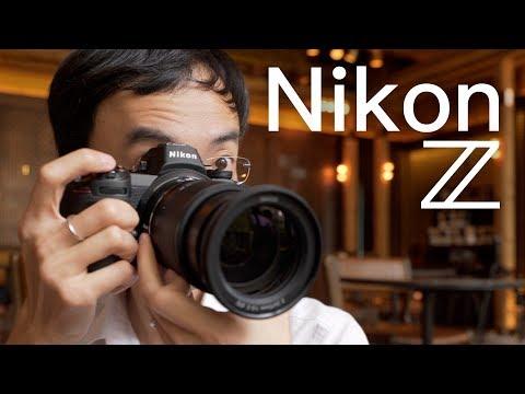 Nikon Z6 & Z7 Full Frame Mirrorless: First Lok