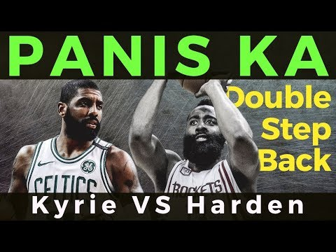 Kyrie Irving GINAYA ang Double Step Back ni James Harden?
