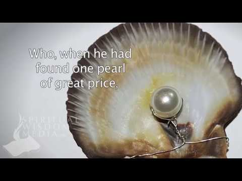 Matthew 13:46 - Who, when he had found one pearl of great price, went and  sold all - Bible Verses