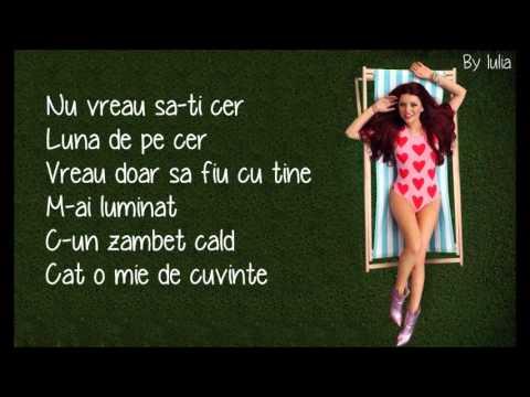 Elena Gheorghe - Pana dimineata ( Lyrics )