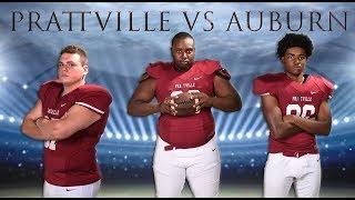 Prattville vs. Auburn - Varsity Football