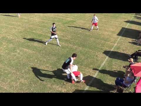 AZ Arsenal 01 ECNL VS AC Brea b01 Red
