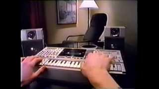 Casio House Rocker Keyboard 1984