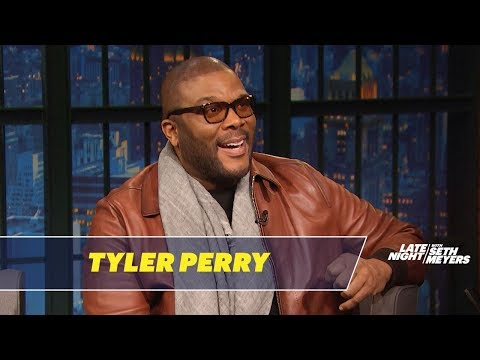 Aretha Franklin Demanded Tyler Perry Speak to Her as Madea