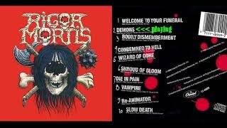 Rigor Mortis - Rigor Mortis (1988)