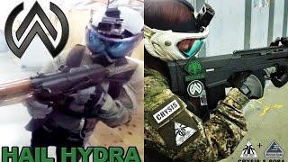 "TEASER - ""Hail Hydra"" Wolverine Gameplay || CRY$IS & Sosa || Slender & ML Airsoft"