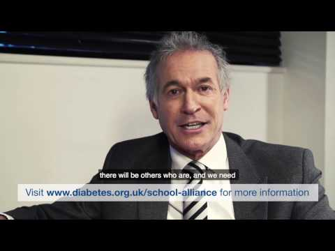 Dr Hilary explains why Safe in School Campaign matters | #SafeInSchool | Diabetes UK