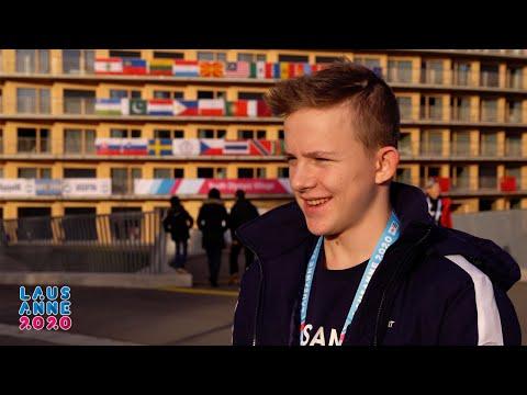 Михаил Власенко: «Приехали набираться опыта и побеждать» |  Юношеские Олимпийские игры-2020