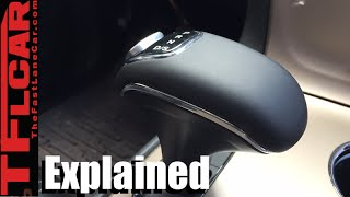 Jeep's Recalled Gearshift Issue Demonstrated, Examined & Explained