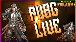 [HINDI] PUBG MOBILE LIVE   Rank Pushing To Conqueror   SUBSCRIBE & JOIN ME