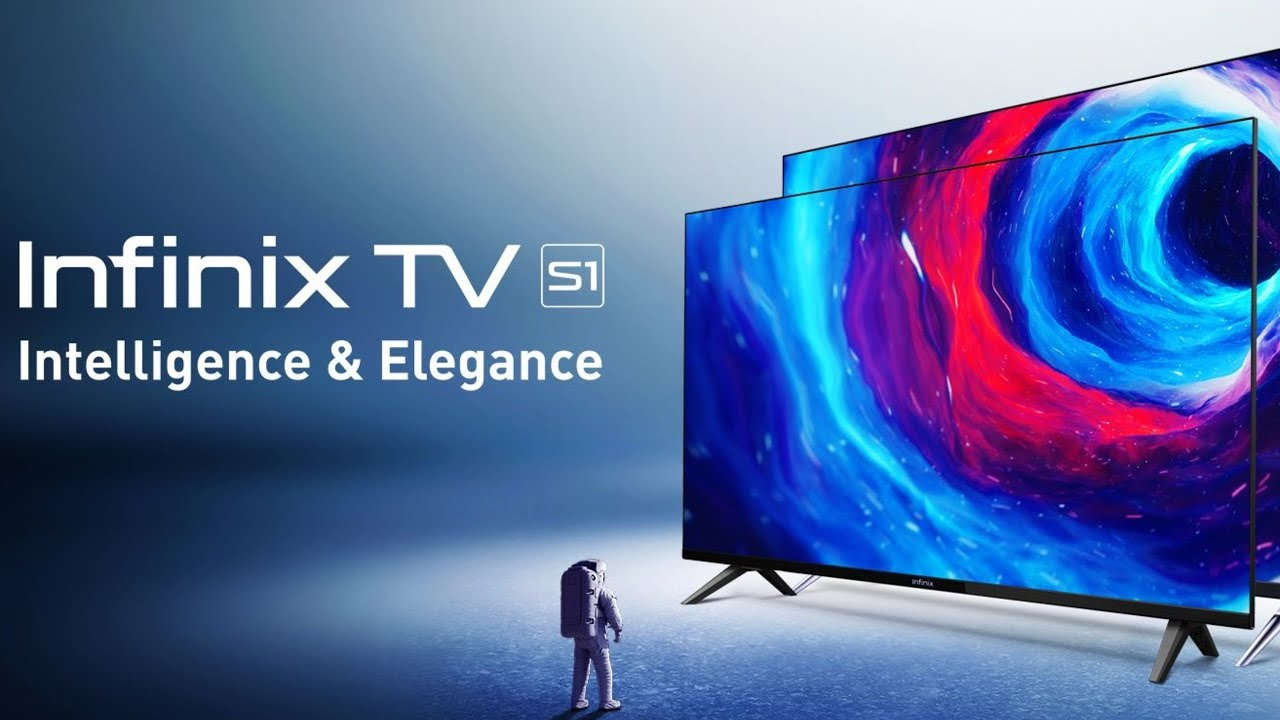 infinix Smart TV's Launching in india | 32 inch & 43 inch Specification and Price - YouTube