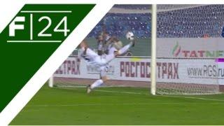 Incredible goal-line clearance!