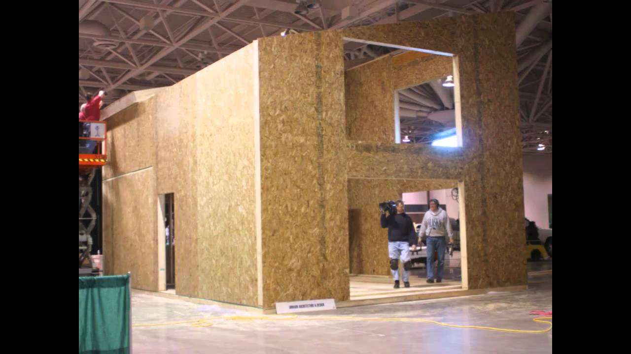 Building With Structural Insulated Panels By Youtube