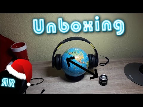 2 Cheap Amazon Audio Gifts for Christmas (Unboxing/Review)