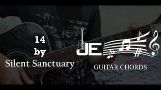 Silent Sanctuary - 14 (Guitar Chords)