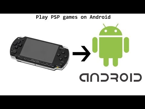 How to download psp games in androind iron...