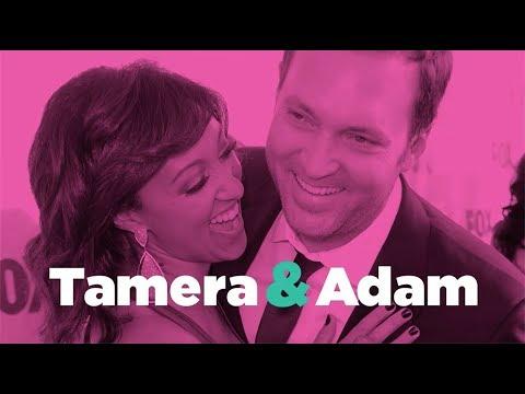 Tamera Mowry talks about how she met husband Adam Housley