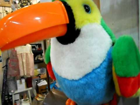 Talking Bird Toy