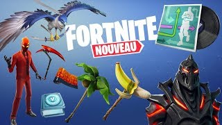 FORTNITE: The next Skins, Dances, Pickaxes... (MAJ 8.30)