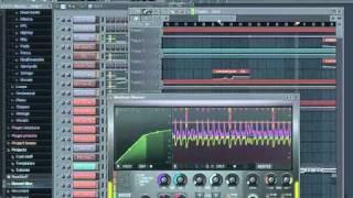 FL Studio - Tanah Airku