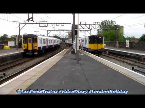 Season 7, Episode 336 - IanPooleTrains Video Diary for London Holiday Part 8